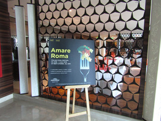 Amare Roma, Romancing Rome @ The Nest, Howard Johnson