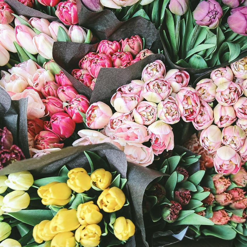The Flower Bar : Flower Arranging Workshop