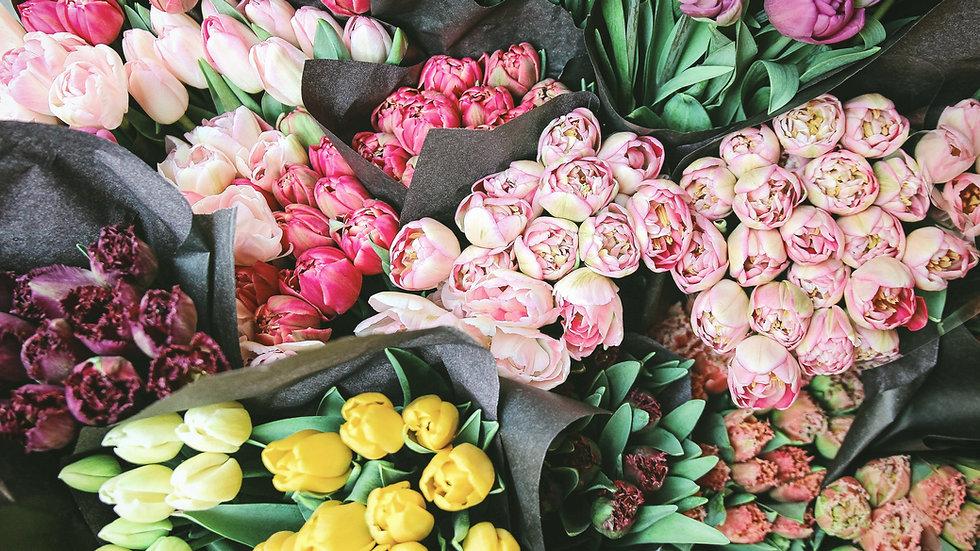 Blumenstrauß für besondere Anlässe