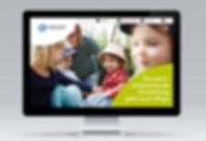 Lebenshilfe Ansbach Corporate Design · Webdesign