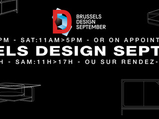 X-NOVODESIGN selected for Brussels Design September
