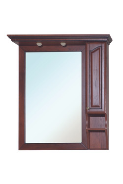 РимКоричневый-зеркало