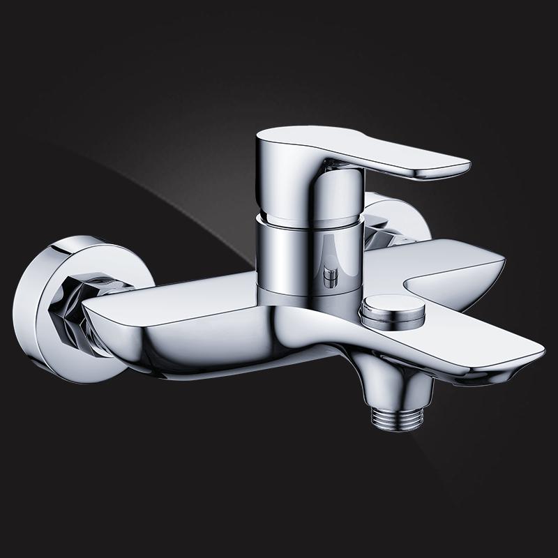 Elghansa Berkshire 2372743 - Смеситель для ванной однорычажный с душевым комплектом