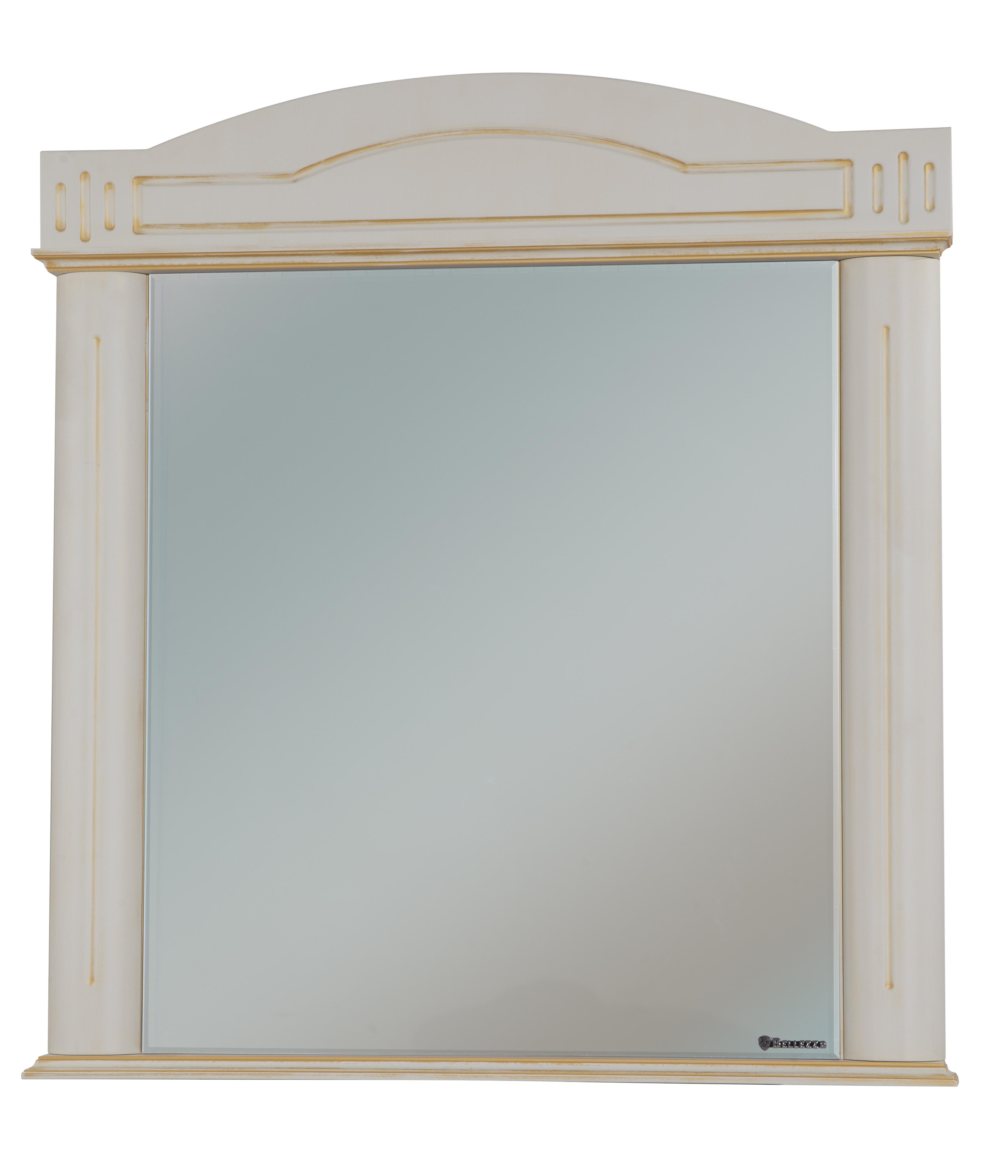 АллегроЛюкс-зеркало-золото
