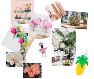 Let's Flamingle: A Retro Flamingo Themed Party