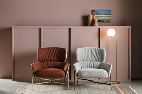 SP01 Design Caristo Armchairs