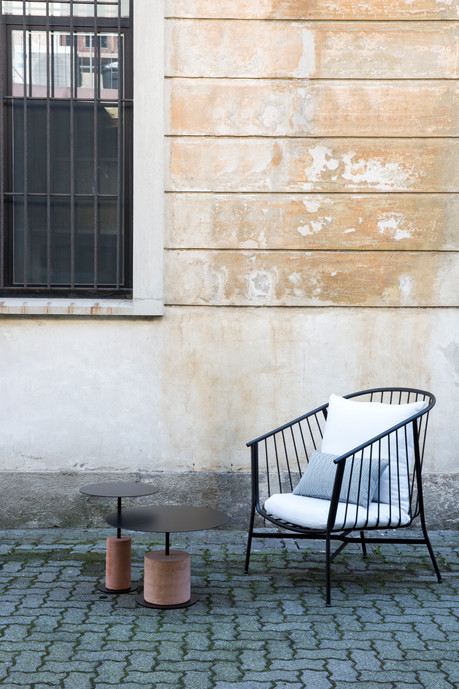 SP01 Design Jeanette Lounge Chair