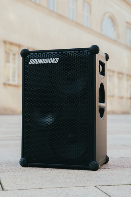 The New Soundboks