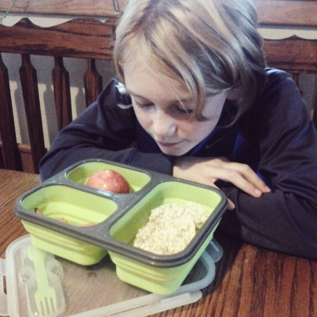 10 Ideas for Healthy Lunchboxes Your Kids Will Eat