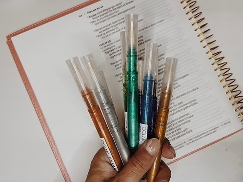 Bolígrafos para la Biblia