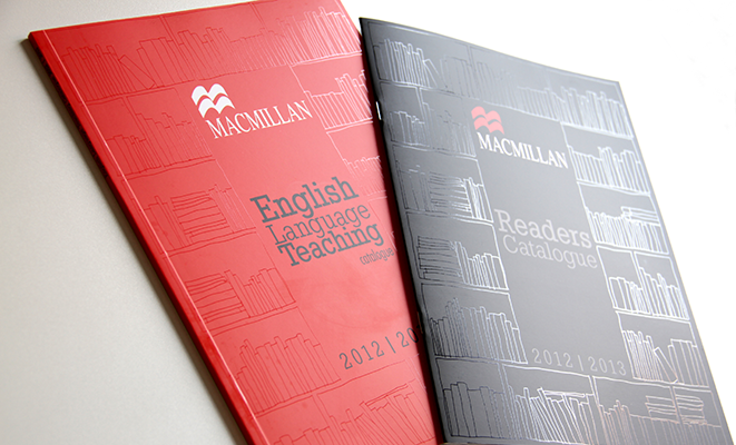 Macmillan Catalogue 2012