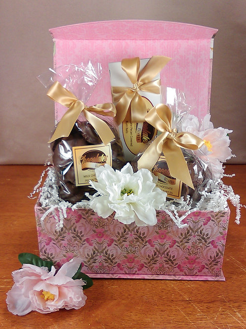 Because You Loved Me Gift Set