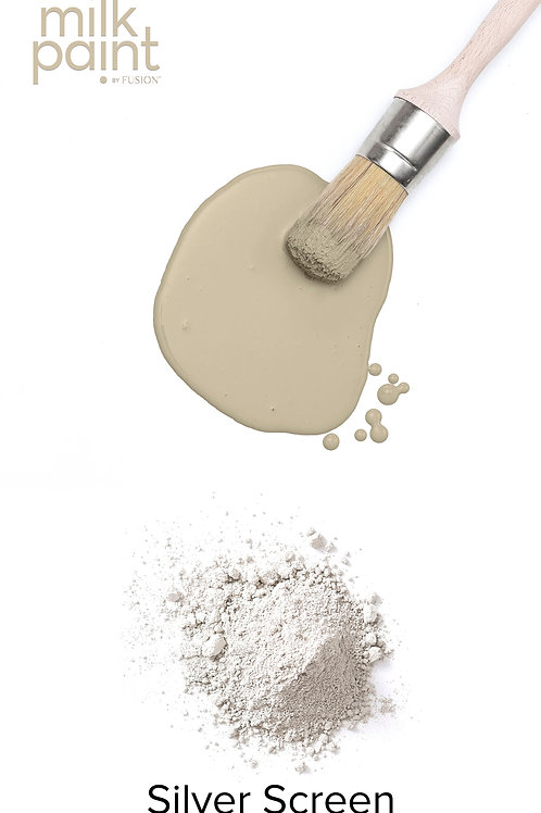 Milk Paint - Silver Screen