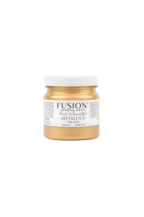 Pale Gold Metallic- Fusion Mineral Paint