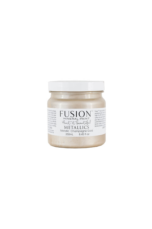 Champagne Gold Metallic- Fusion Mineral Paint