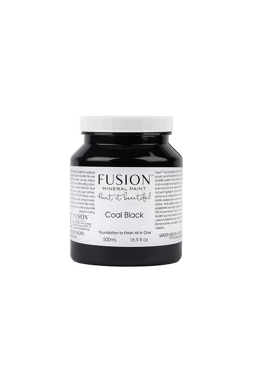 Coal Black - Fusion Mineral Paint