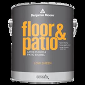 Floor & Patio Low Sheen Enamel