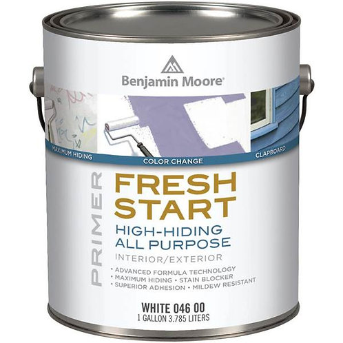 Benjamin Moore Fresh Start Primer