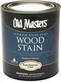Water Base Interior Stain