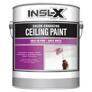 Colour-Changing Ceiling Paint