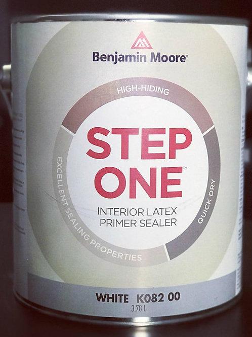 Benjamin Moore Step One Primer