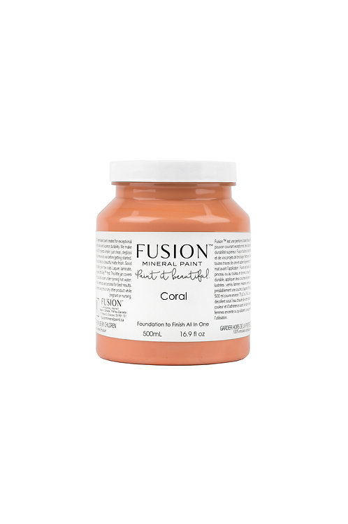 Coral - Fusion Mineral Paint