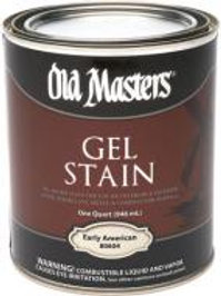 Gel Stain - Interior