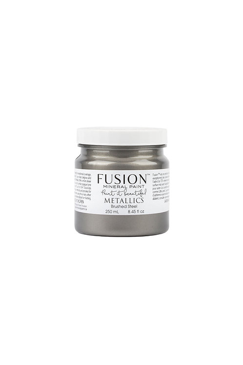 Brushed Steel - Fusion Mineral Paint