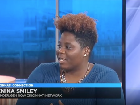 Attracting future leaders to the Queen City with Generation Now Cincinnati Network