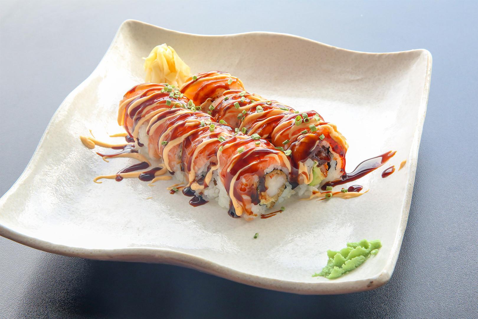 Japan Sushi Spesielle Maki