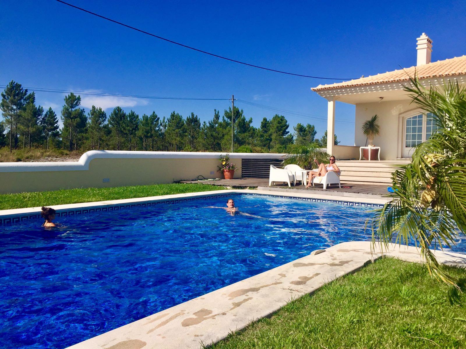 Pool Afternoon