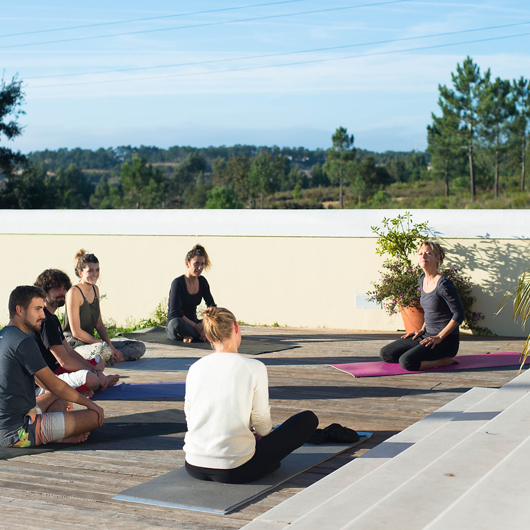 Free coworking day + Yoga class