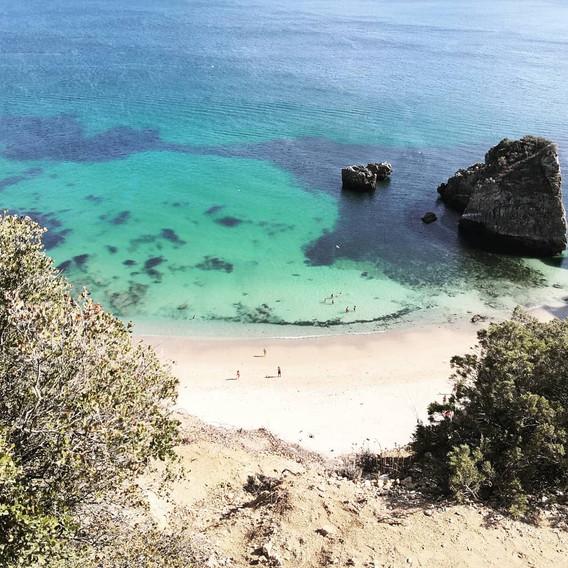 Praia Ribeira de Cavalo