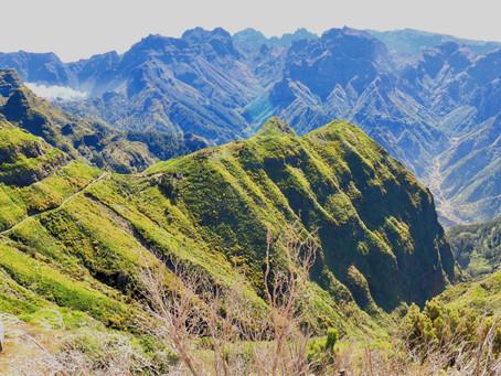 Wandertouren auf Madeira