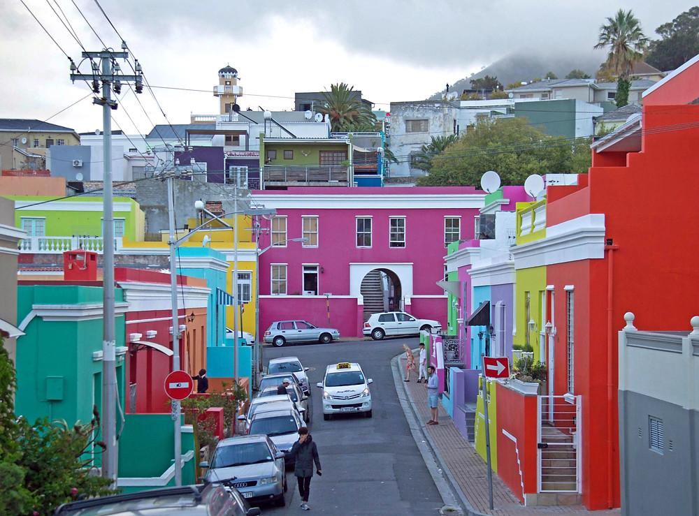 Bo Kaap Kapstadt