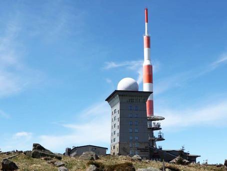 Sehenswürdigkeiten im Harz - der Brocken
