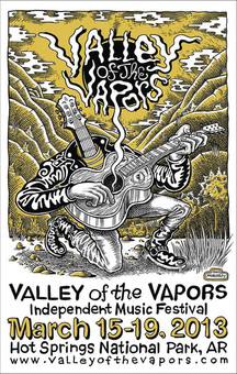 Valley of the Vapors 2013