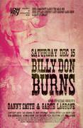 Billy Don Burns 2018