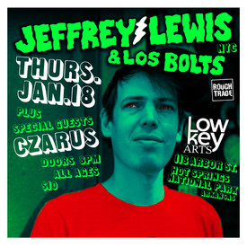 Jeffrey Lewis 2018