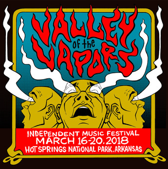 Valley of the Vapors 2018