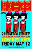 Shonen Knife 2017