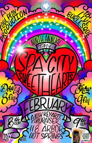 Spa City Sweethearts 2019