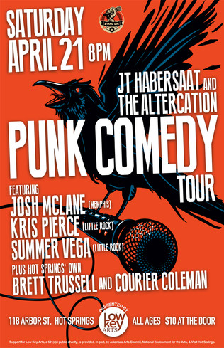 Punk Comedy Tour 2018