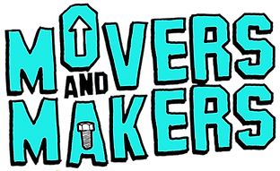 Movers and Makers logo blue float.png