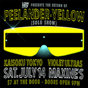 Peelander Yellow 2018