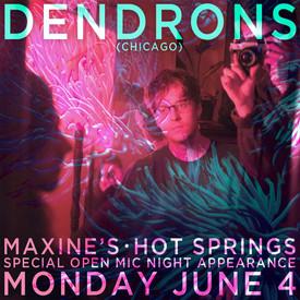 Dendrons at Maxines 2018