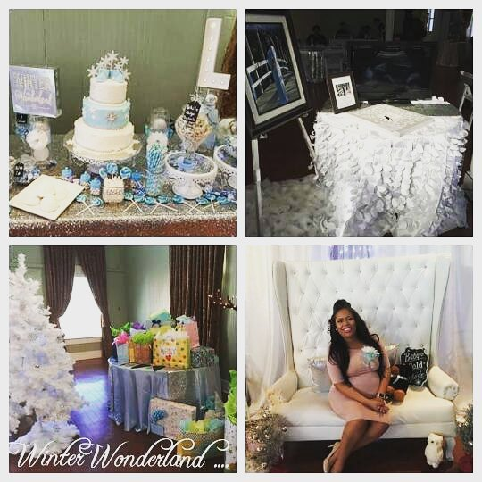 host your _Winter Wonderland_ themed Bab