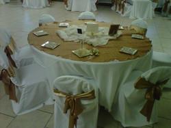 Ma's Table back angle
