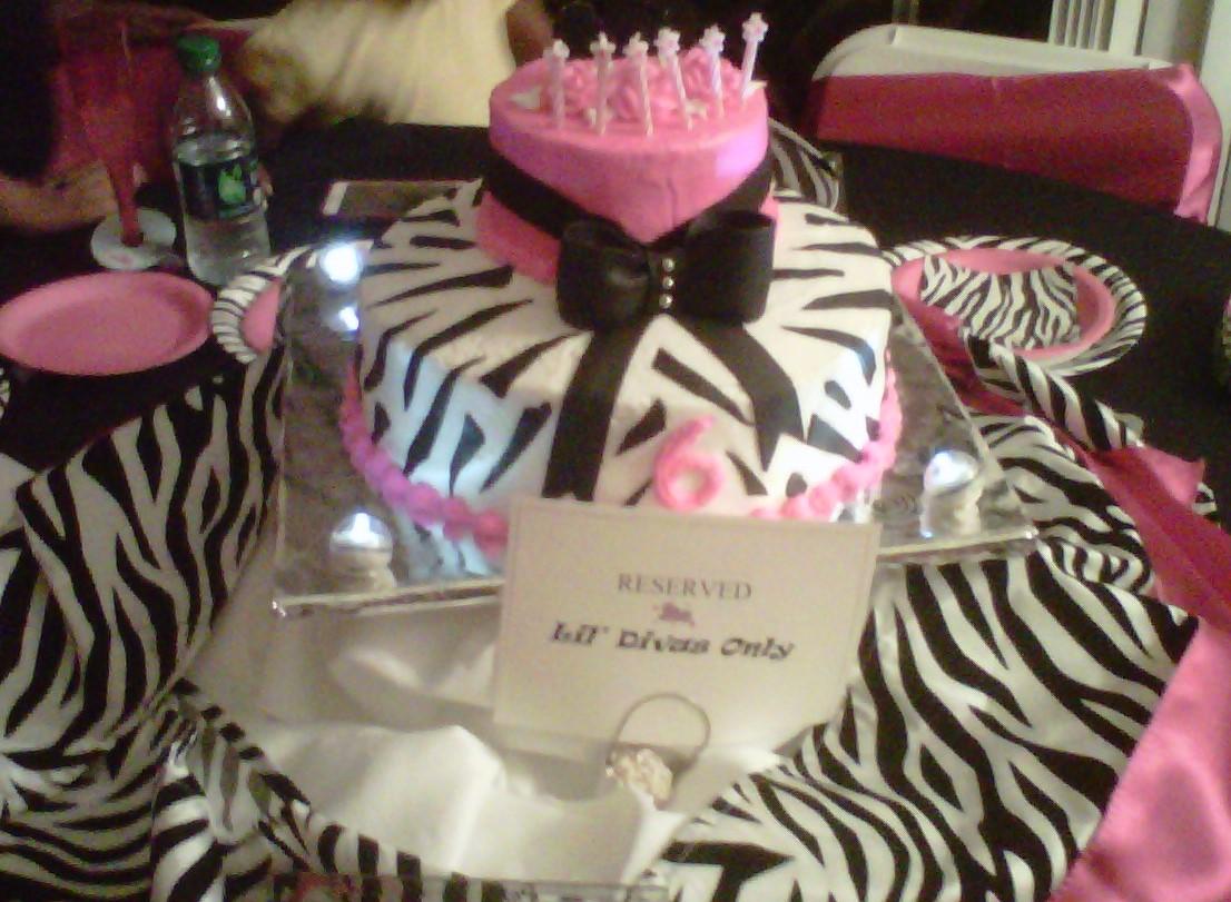ivy diva cake