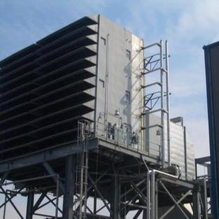 Gas Turbine Air Intake